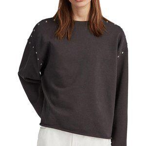 AllSaints Simmi Long Sleeve Sweatshirt